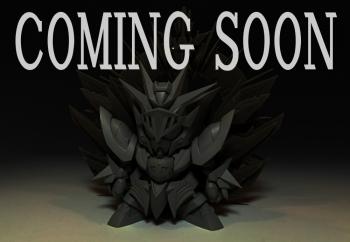 SDX 太陽騎士ゴッドガンダムの試作品