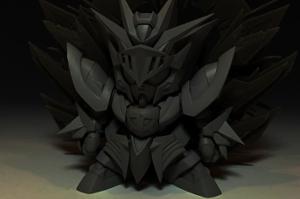 SDX 太陽騎士ゴッドガンダムt