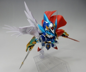 「SDX 神聖騎士ウイング」スペシャルレビュー (3)