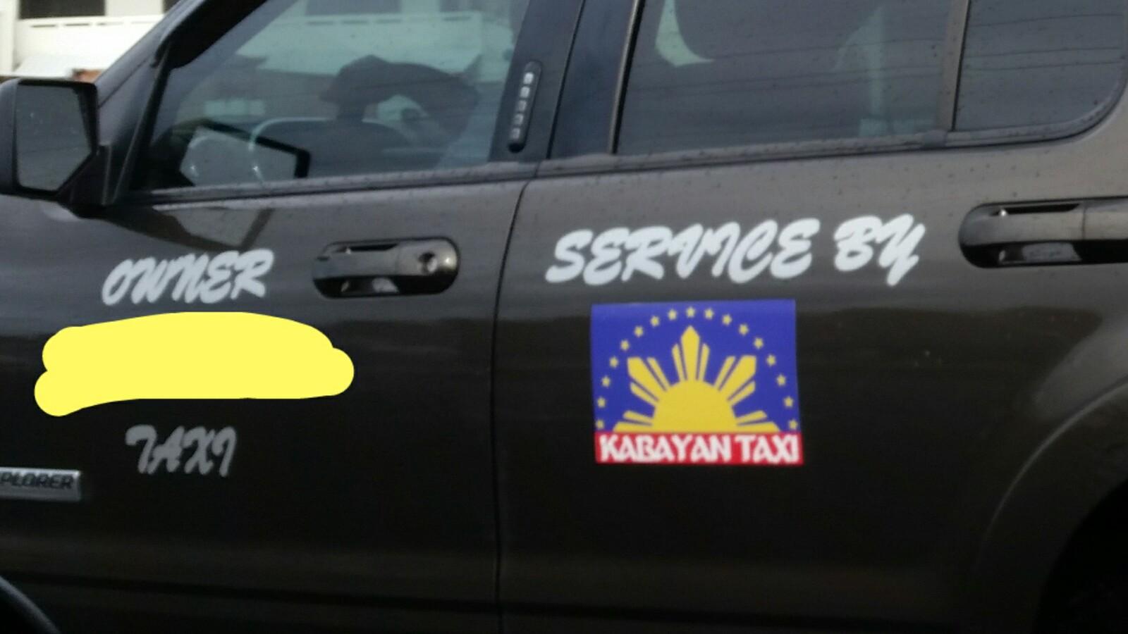 Guam Kabayan Taxi