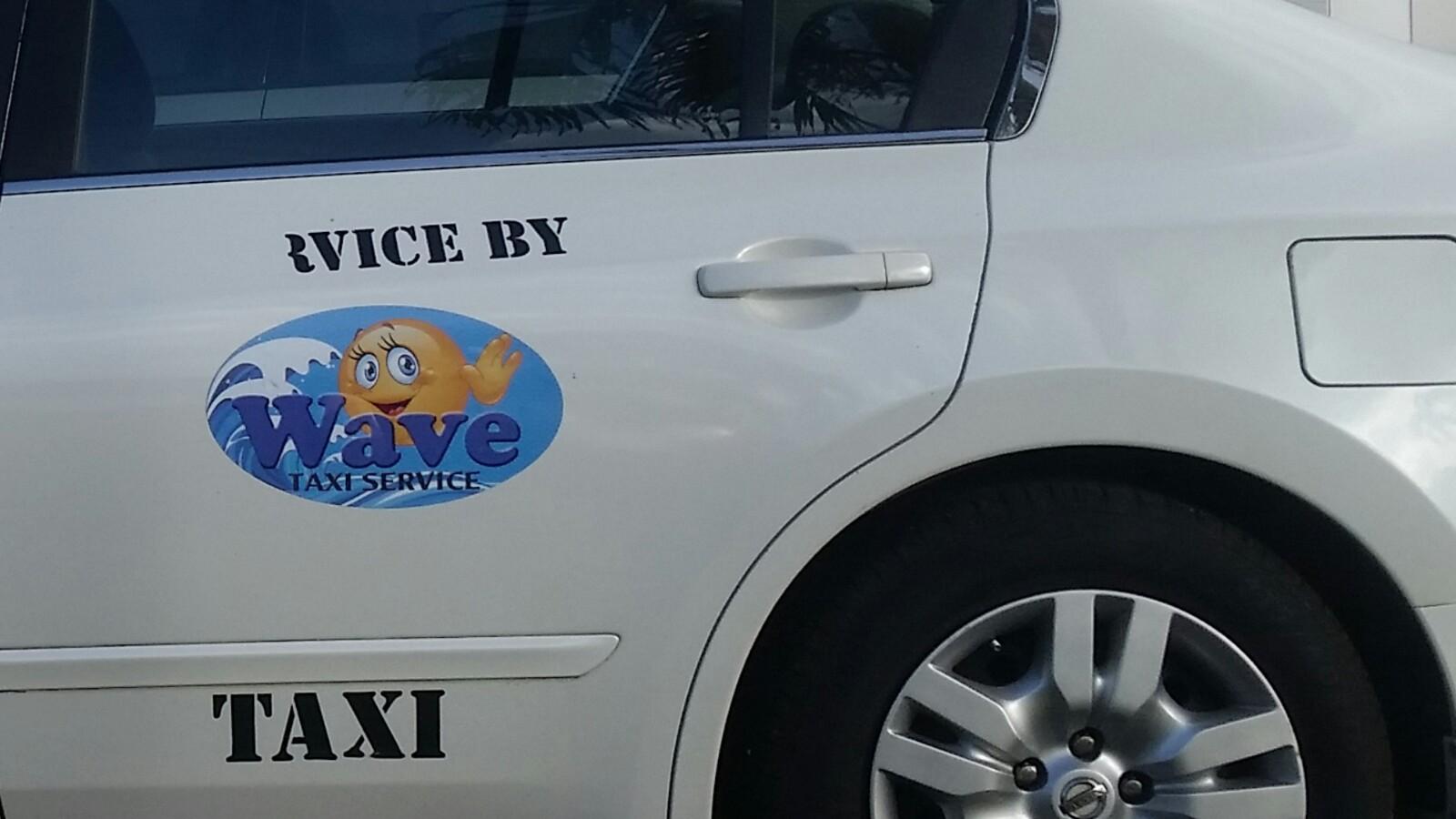 Guam Wave Taxi