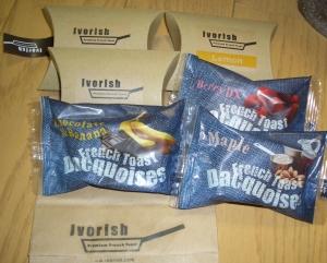 Ivorish焼き菓子