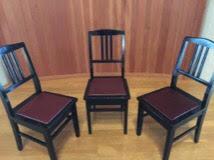 ピアノ椅子三兄弟