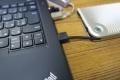 ThinkPad T460s(USBポート)