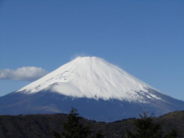 富士山大涌谷