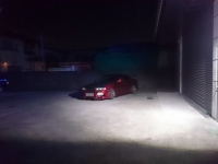 JZX100 チェイサー 夜走り