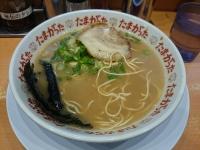 夕餉 長浜 麺 外食