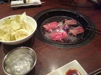 東京都 御徒町駅 年末買出し 焼肉