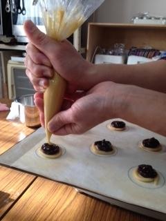 ソフトクッキー 成型