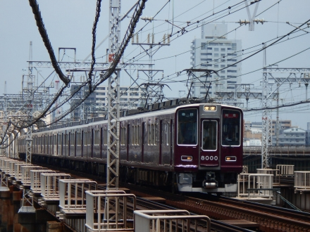 改造プラレール阪急8000系増結編成を作る・・・その1