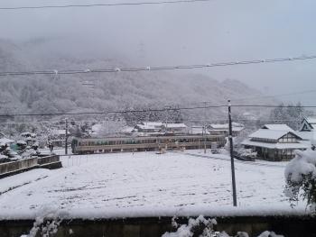 20170210雪降り