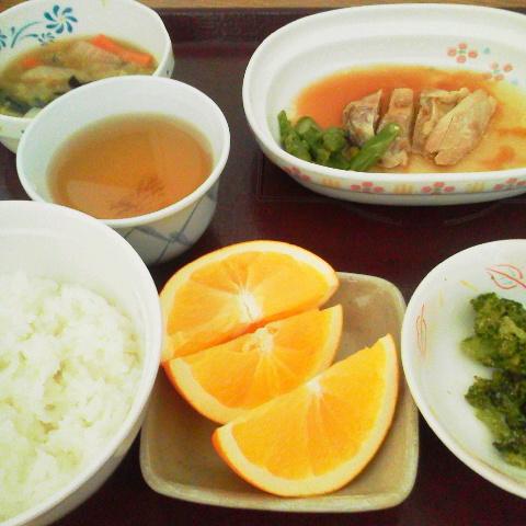 2016年10月21日昼ご飯