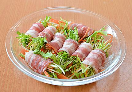 肉まき準備2