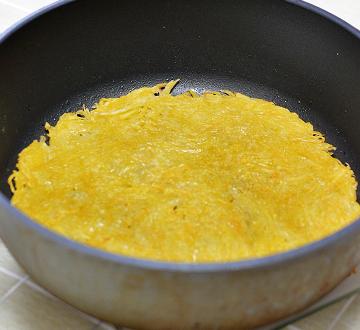 ジャガイモ焼き