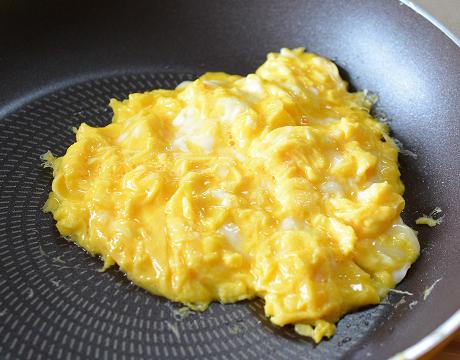 トマト卵炒め2