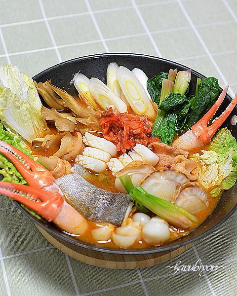 ホシサンキムチ鍋15大
