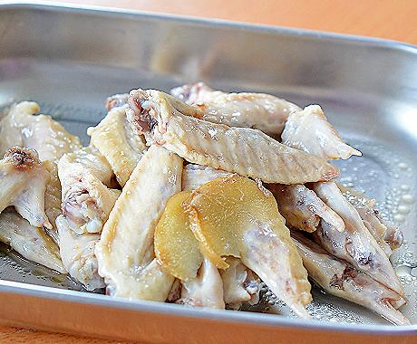 鶏手羽甘辛煮2