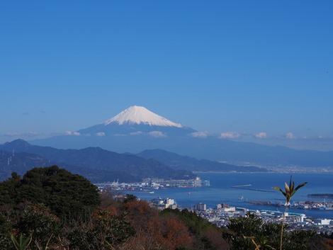日本平にて