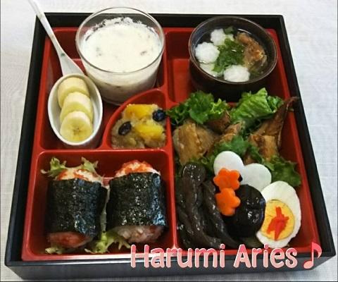 平成29年1月25日主婦のお弁当ブログ用1