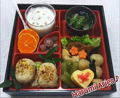 平成29年1月30日お弁当ブログ用