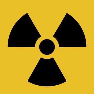 放射能マーク
