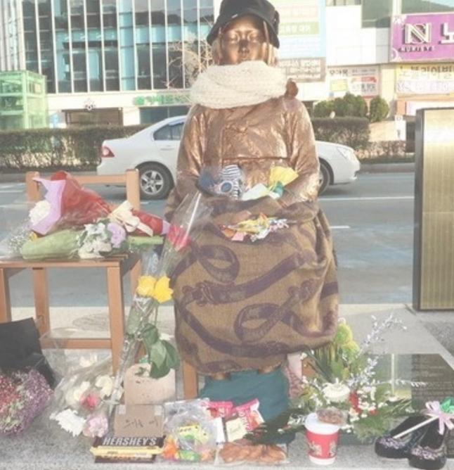 売春婦像by韓国