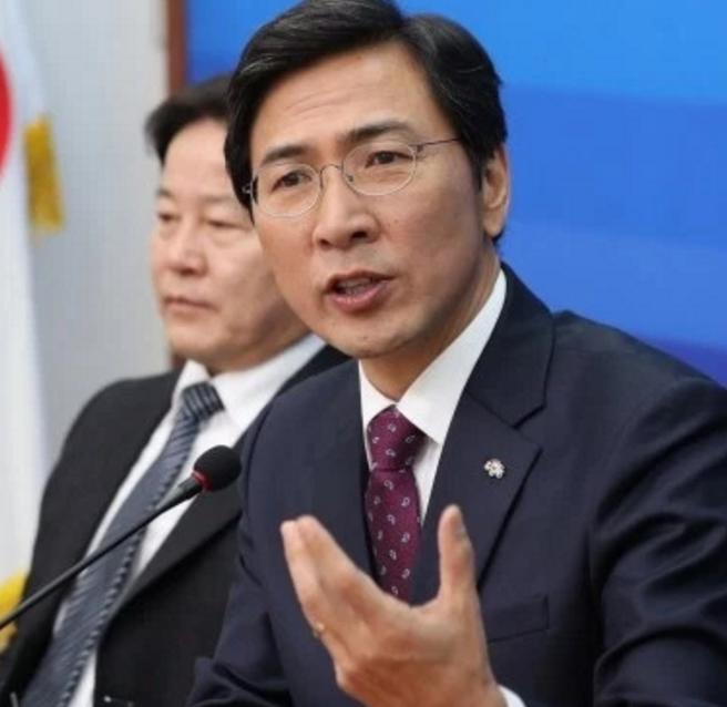 韓国の大統領候補