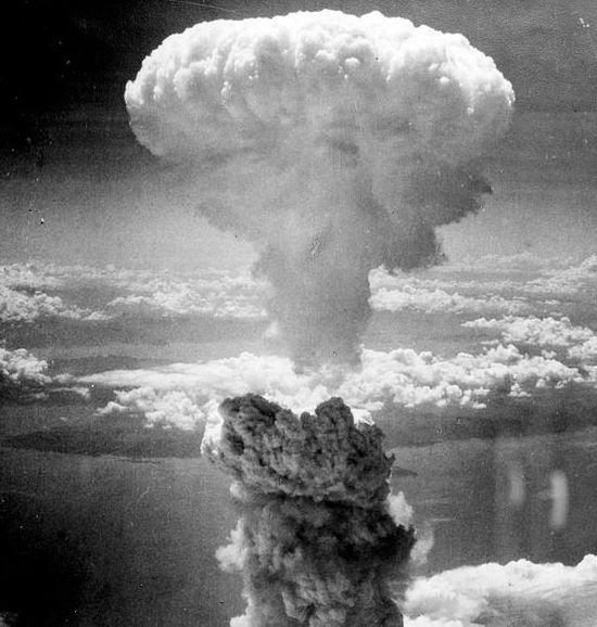 広島に落とされた原爆