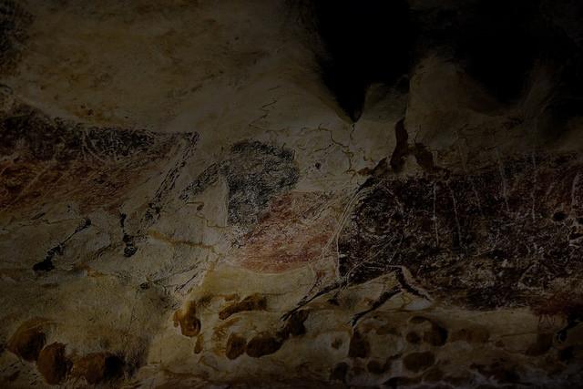 ラスコー壁画レプリカ002