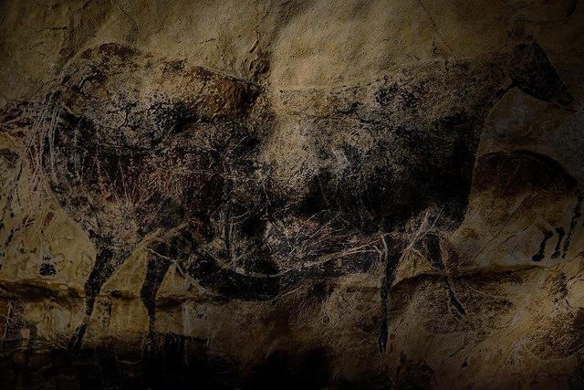 ラスコー壁画レプリカ003