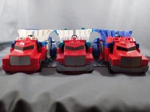 トランスフォーマー アドベンチャー TAV61 ゴッドオプティマスプライム マイクロン超合体セットで比較014
