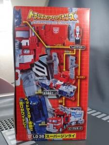 トランスフォーマー レジェンズ LG35 スーパージンライ ロボットモード (2)