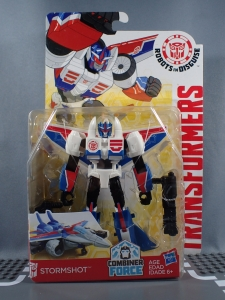 Transformers Robot in Disguise Combiner Force Warrior Class Stormshot (2)