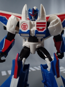 Transformers Robot in Disguise Combiner Force Warrior Class Stormshot (23)