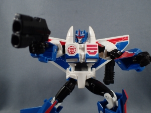 Transformers Robot in Disguise Combiner Force Warrior Class Stormshot (31)