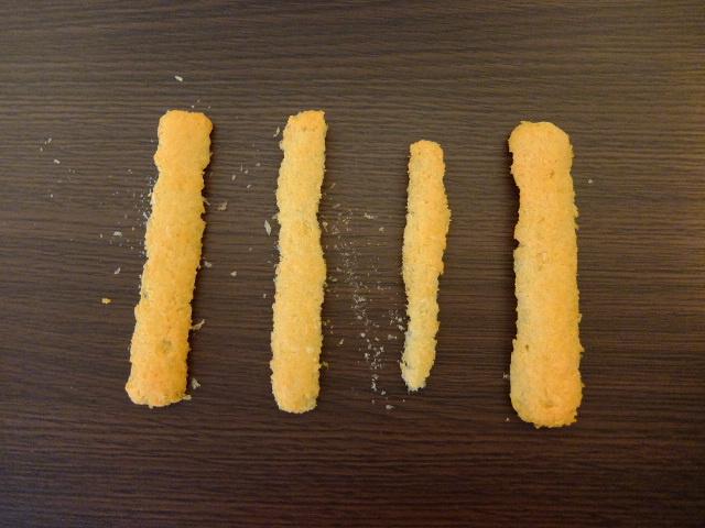 うまい棒チーズ5
