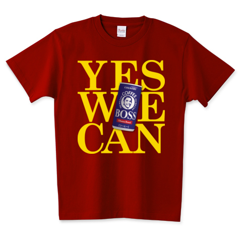 YES WE CAN(缶)Y