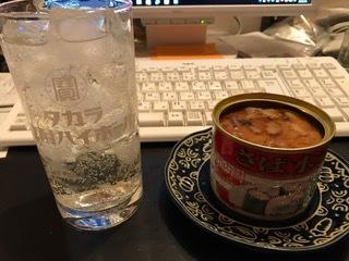 タカラとサバ缶