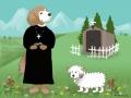 牧師さんラヴィンと迷える子羊チップちゃんJPG