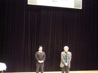 下絵コンクール授賞式161223
