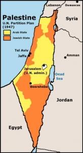 パレスチナ分割決議
