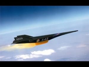 X-43 CG