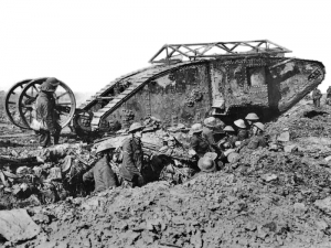戦車Mark1