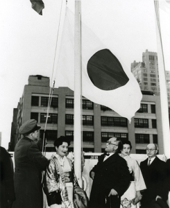 日本の国連加盟