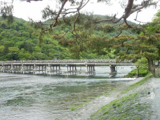 渡月橋 その1