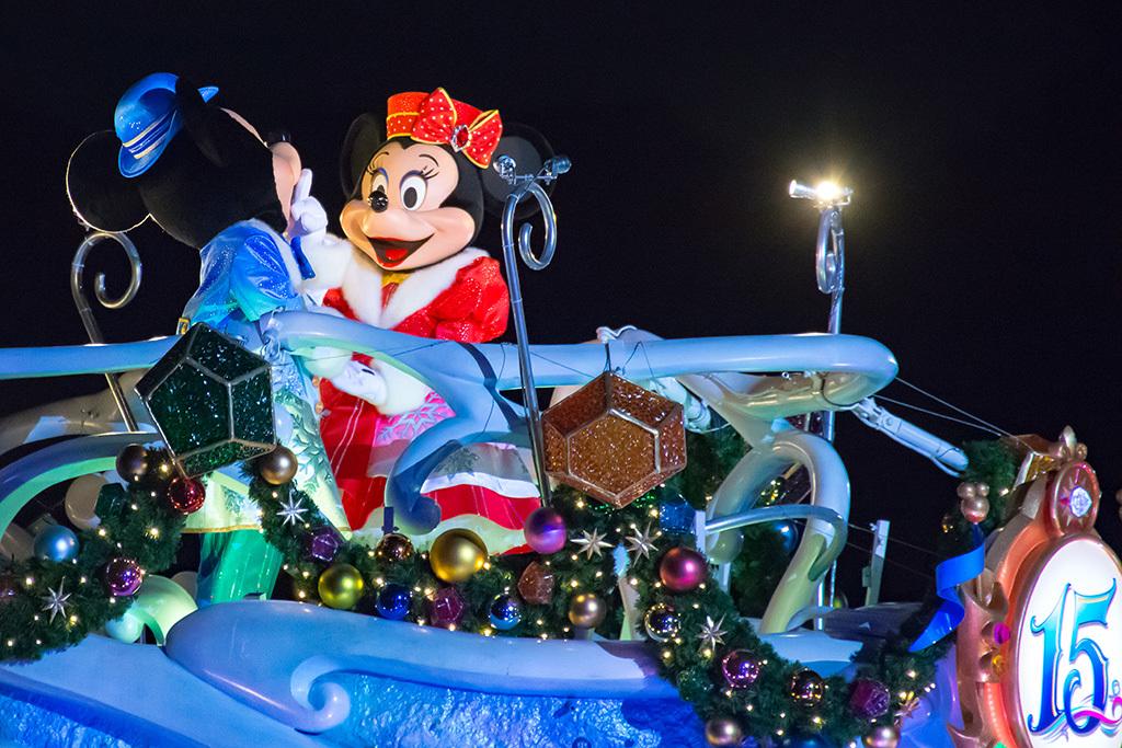 カラーオブクリスマス/ミキミニ1
