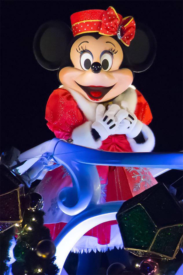 カラーオブクリスマス/ミニー1