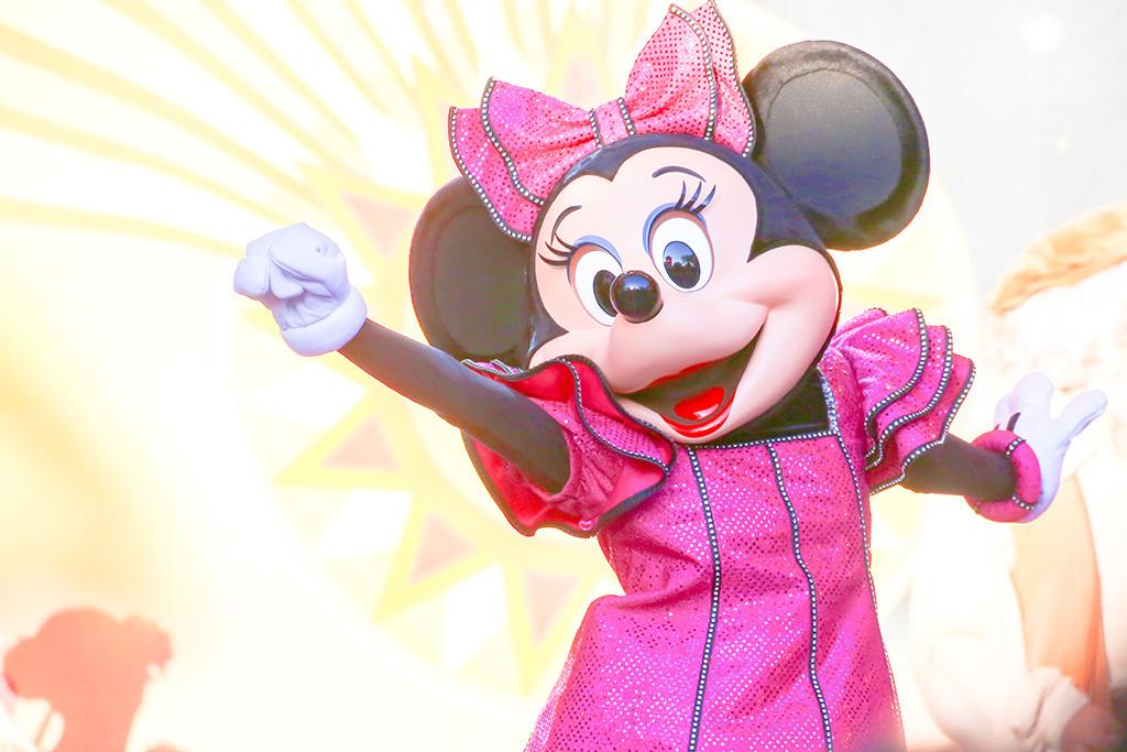 ピンクなミニーちゃん/ミニオ1