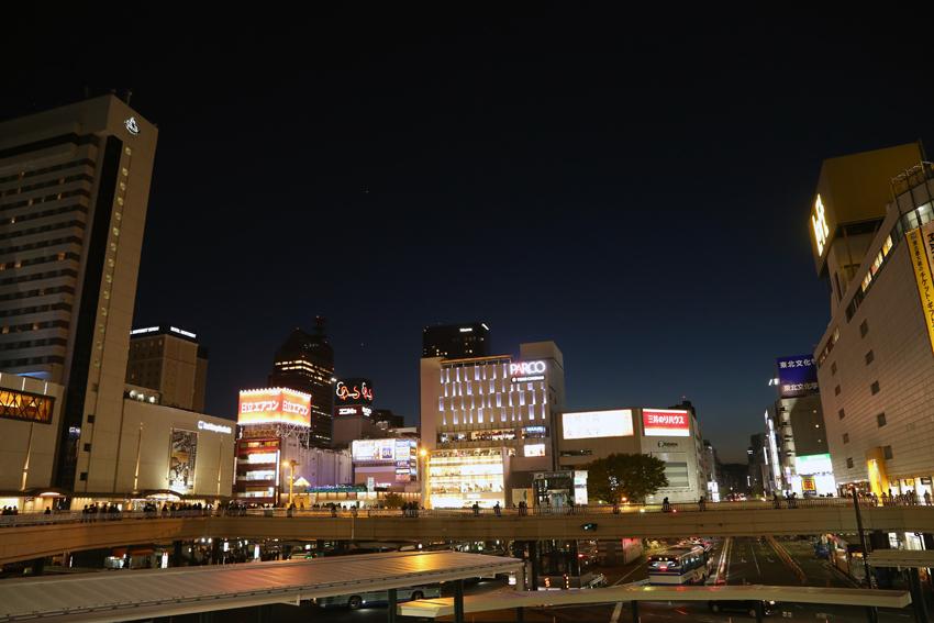 20161113仙台駅前1