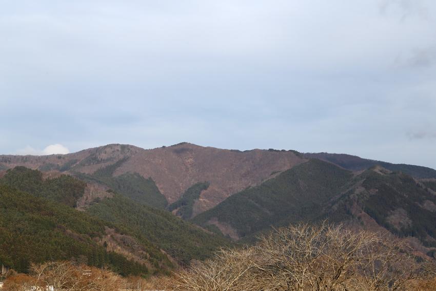 20161204五葉の山々